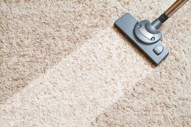 wollen tapijt reinigen