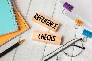 Referentiecheck